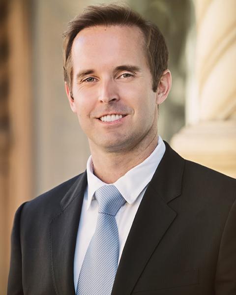 Patrick W. Hendry, Vice President, Northern California