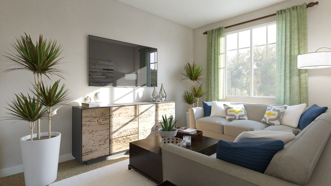 Santa Rosa Living Room