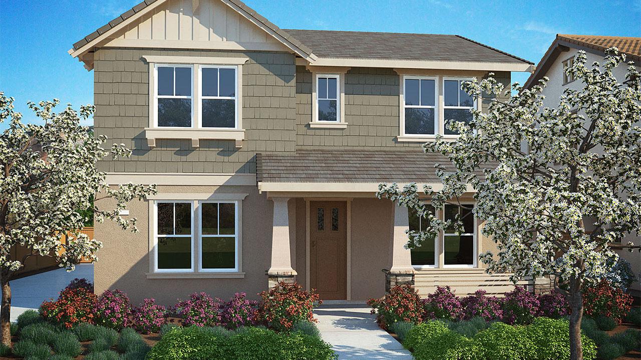 Morgan Hill Solera Ranch Single Family Homes