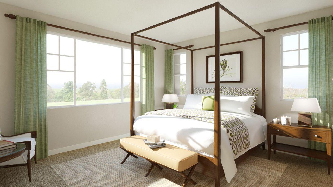 Santa Rosa Bedroom