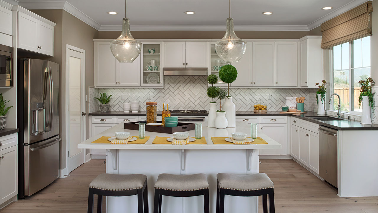 Morgan Hill Solera Ranch Kitchen