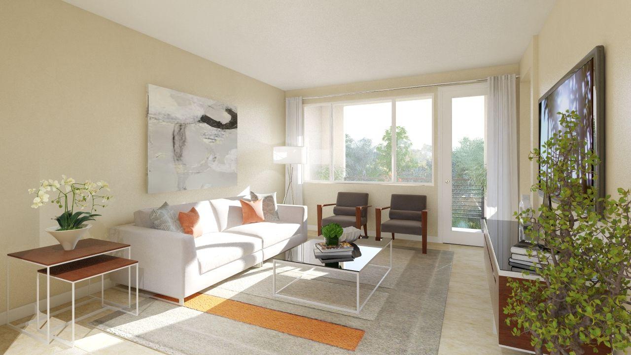 Montebello - Living Room