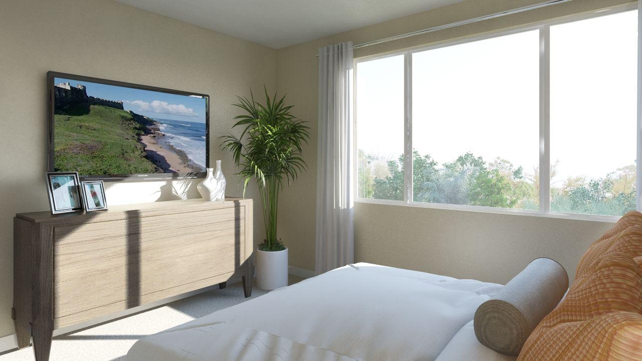 Montebello - Master Bedroom