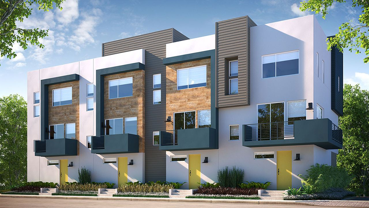 Montebello South City Ventures Residence