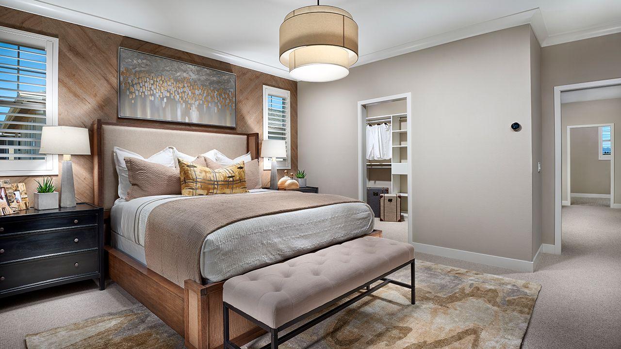Residence Three - Master Bedroom