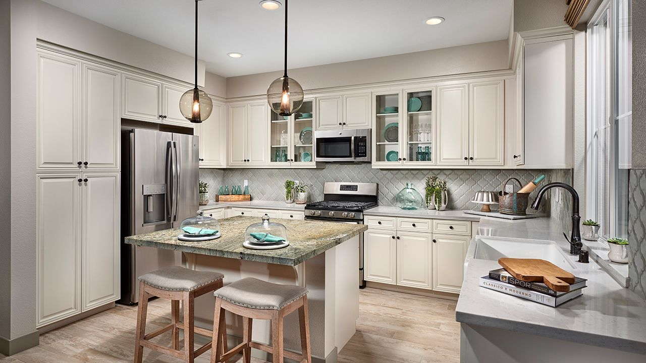 Residence Four - Kitchen