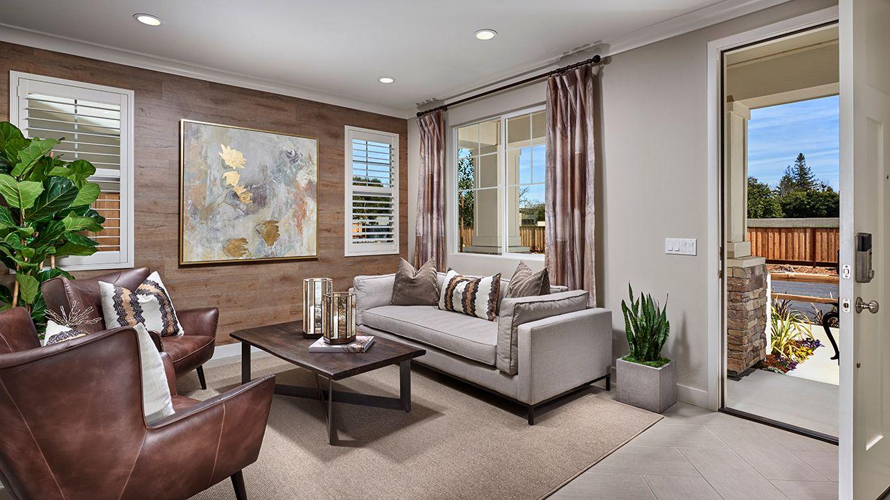 Residence Three - Living Room
