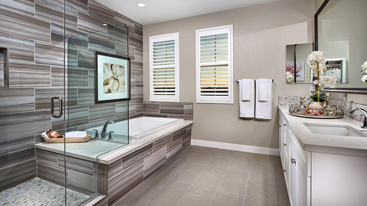 Residence Two - Master Bathroom