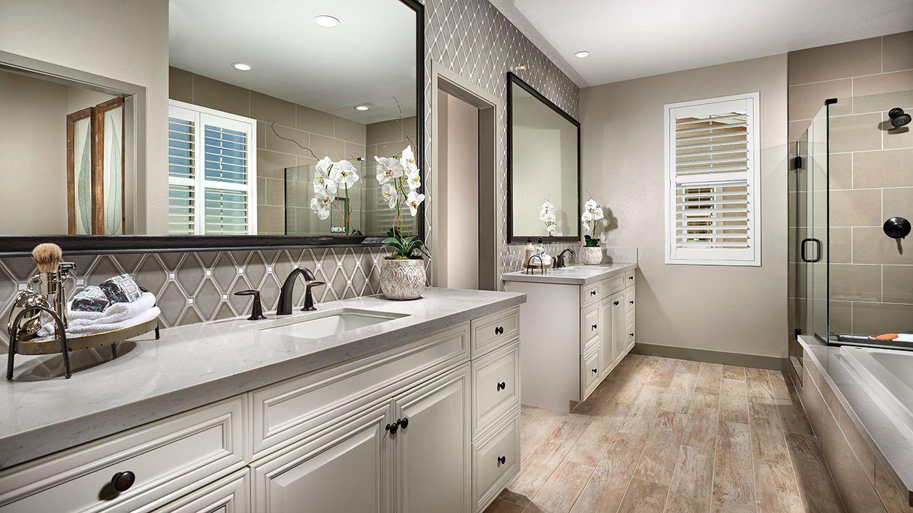 Residence Four - Master Bathroom