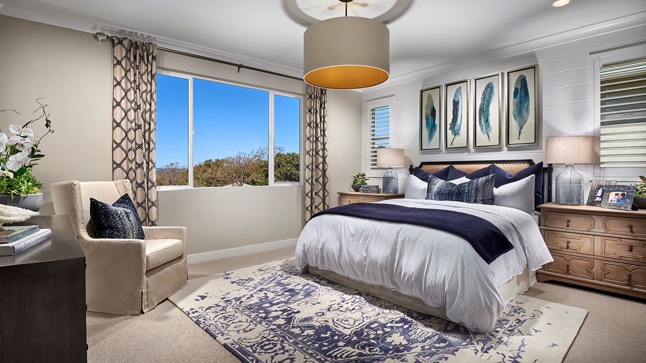 Residence Five - Master Bedroom
