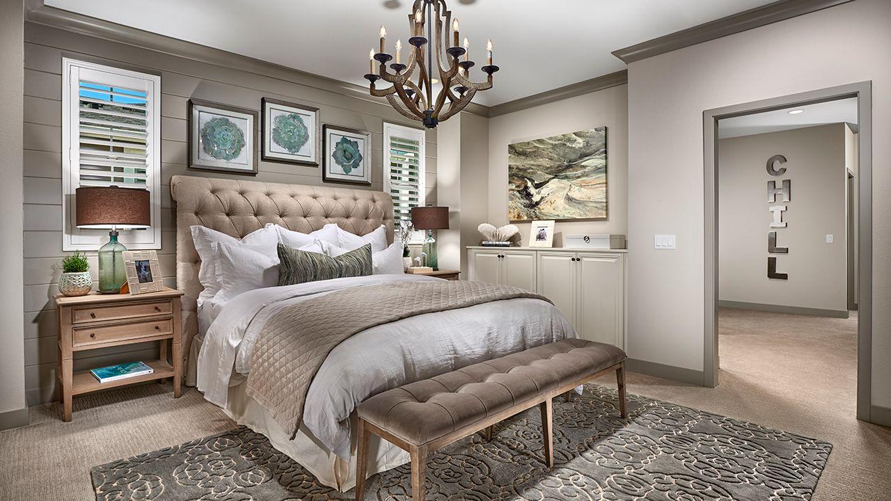 Residence Four - Master Bedroom